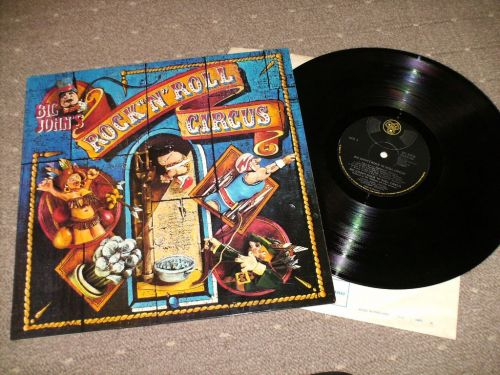 Big Johns Rock n Roll Circus - Big Johns Rock n Roll Circus