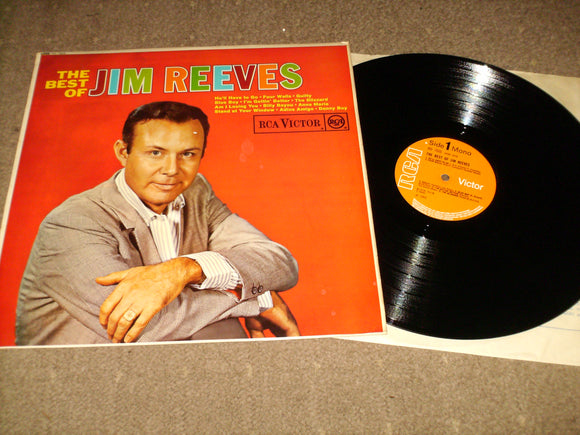 Jim Reeves - The Best Of Jim Reeves