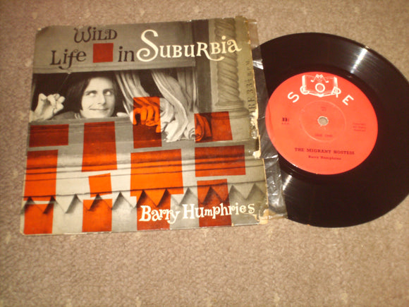 Barry Humphries - Wild Life In Suburbia