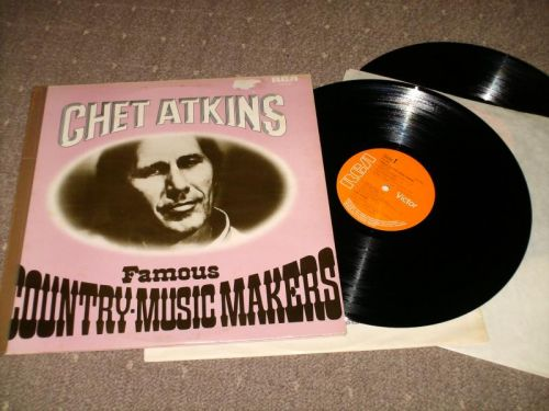 Chet Atkins - Famous Country Music Makers