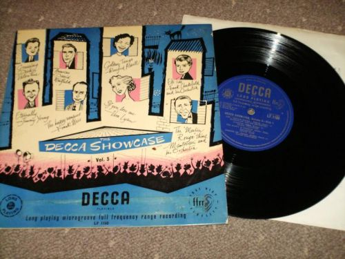 Various - The Decca Showcase Vol 3