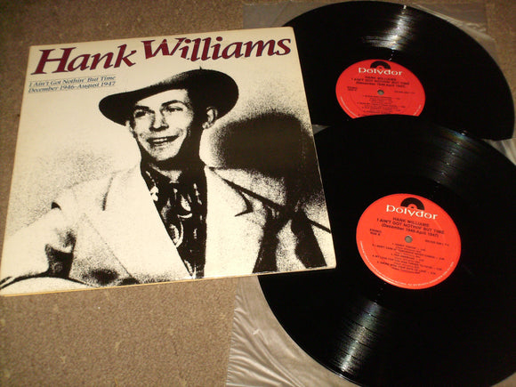 Hank Williams - I Ain't Got Nothin But Time - December 1946- August 1947