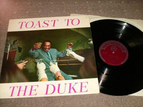 Duke Ellington - Toast To The Duke