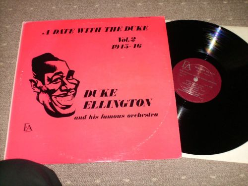 Duke Ellington - A Date With The Duke Vol 2 1945-46