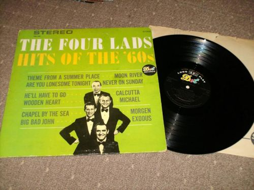 The Four Lads - Hits Of The 60s