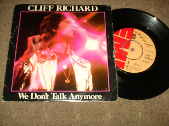 Cliff Richard - We Dont Talk Anymore