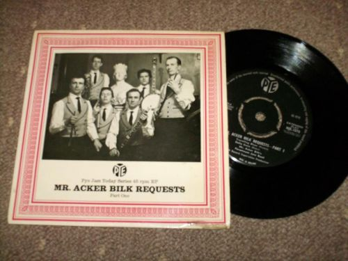 Acker Bilk - Mr Acker Bilk Requests - Part 1