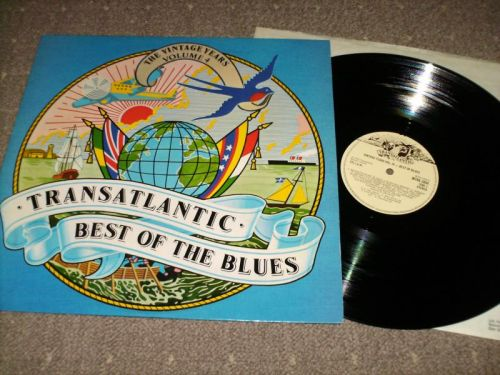 Various - Vintage Years Vol IV - Best Of The Blues