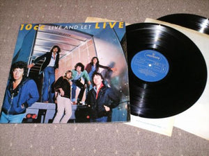 10 cc - Live And Let Live