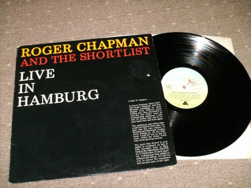 Roger Chapman & The Shortlist - Live In Hamburg