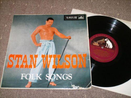Stan Wilson - Folk Songs