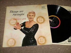 Peggy Lee - Things Are Swingin