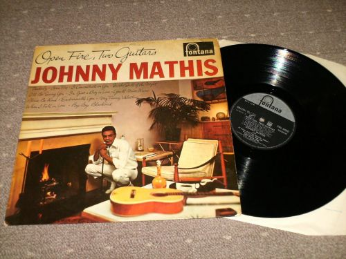 Johnny Mathis - Open Fire- Two Guitars