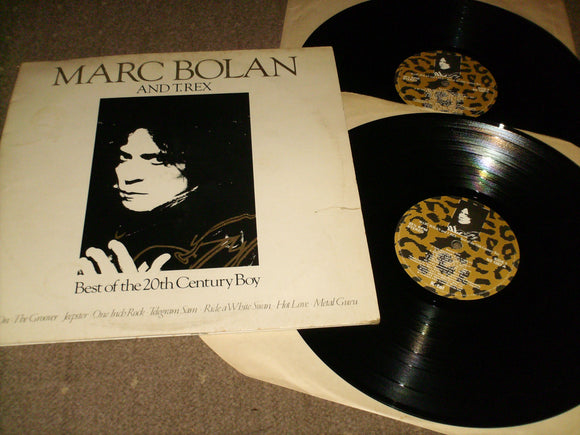 Marc Bolan & T Rex - Best Of The 20th Century Boy
