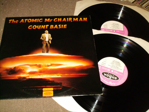 Count Basie - The Atomic Mr Chairman