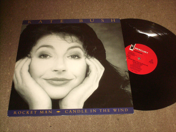 Kate Bush - Rocket Man - Candle In The Wind