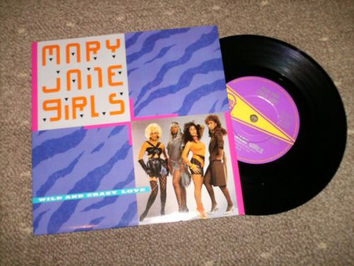 Mary Jane Girls - Wild & Crazy Love