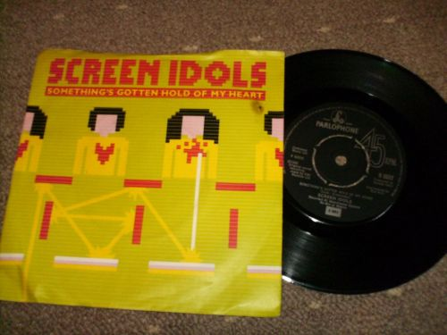 Screen Idols - Somethings Gotten Hold Of My Heart