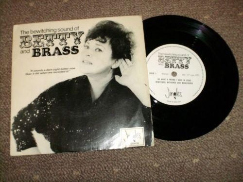 Betty Smith - Betty & Brass