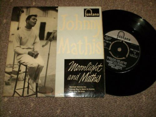 Johnny Mathis - Moonlight And Mathis