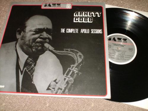 Arnett Cobb - The Complete Apollo Sessions