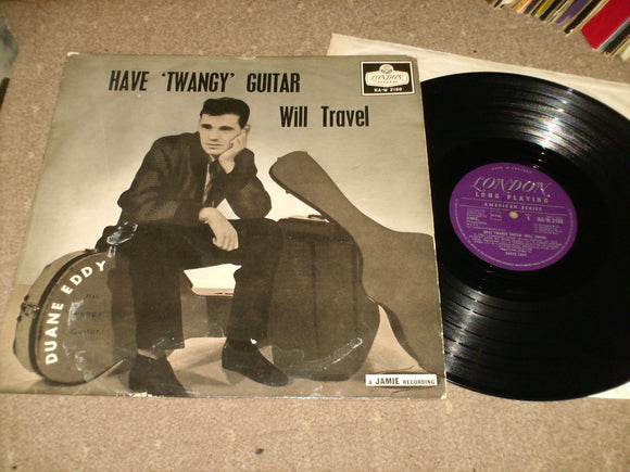 Duane Eddy - Have Twangy Guitar Will Travel