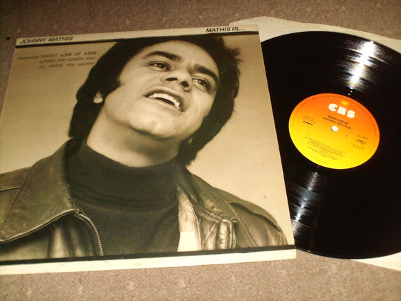 Johnny Mathis - Mathis Is