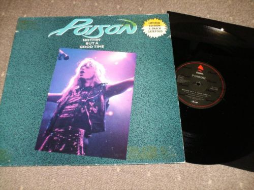 Poison - Nuthin But A Good Time