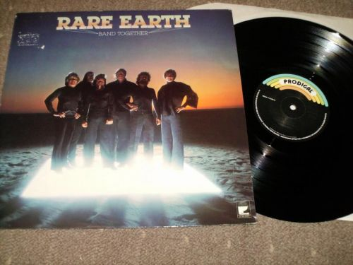 Rare Earth - Band Together