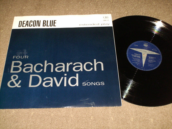 Deacon Blue - Four Bacharach & David Songs