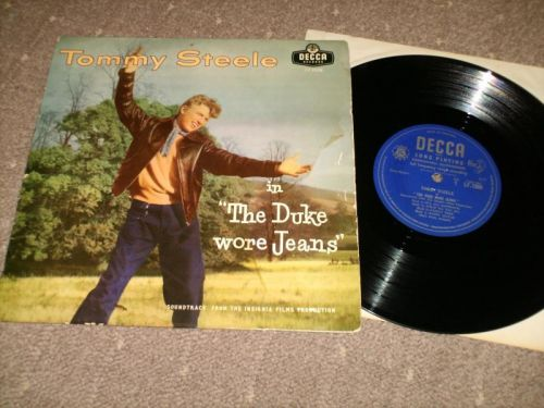 Tommy Steele - In The Duke Wore Jeans