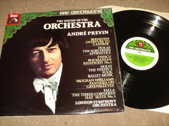 Andre Previn - The Sound Of The Orchestra