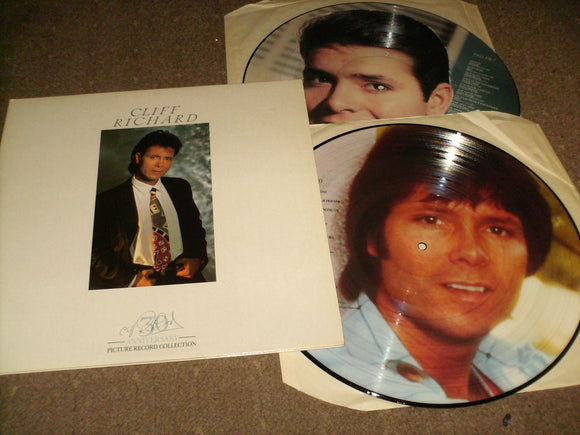 Cliff Richard - 30th Anniversary Picture Record Collection
