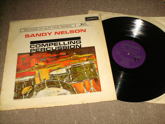 Sandy Nelson - Compelling Percussion