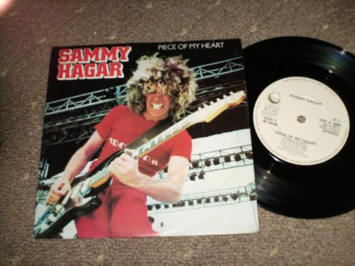 Sammy Hagar - Piece Of My Heart