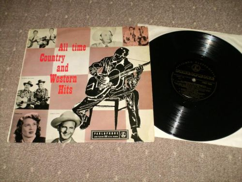 Various - All Time Country And Western Hits