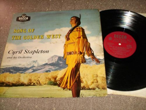 Cyril Stapleton - Song Of The Golden West