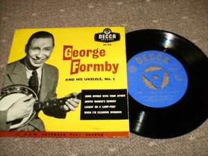 George Formby - George Formby & His Ukelele No 2