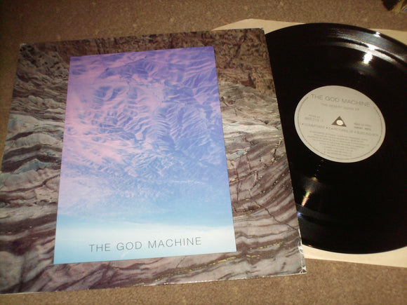 The God Machine - The Desert Song