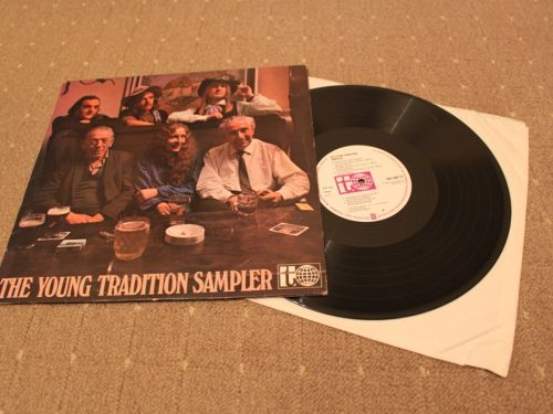 The Young Tradition - The Young Tradition Sampler