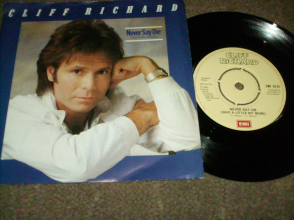 Cliff Richard - Never Say Die