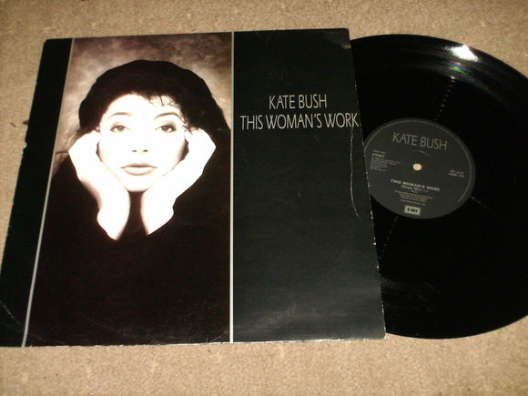Kate Bush - This Womans Work