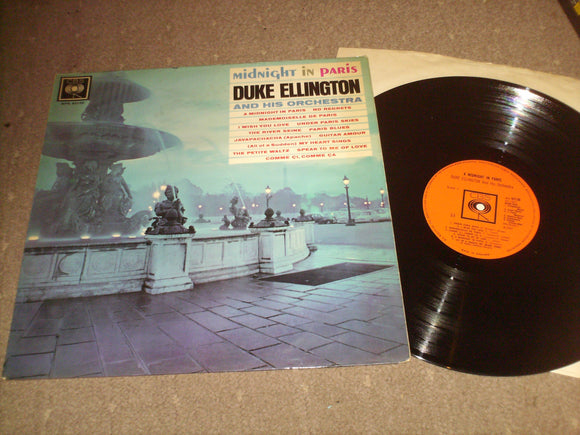 Duke Ellington And His Orchestra - A Midnight In Paris