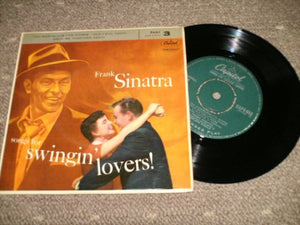 Frank Sinatra - Songs For Swingin Lovers Part 3