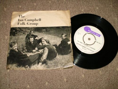 The Ian Campbell Folk Group - The Times They Are A Changin
