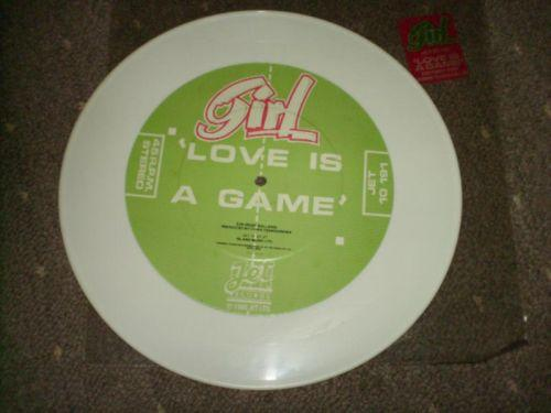 Girl - Love Is A Game