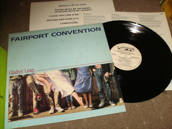 Fairport Convention - Glady's Leap