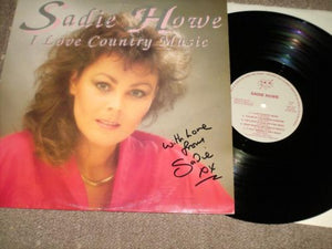 Sadie Howe - I Love Country Music