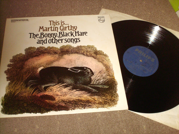 Martin Carthy - This Is Martin Carthy The Bonny Black Hare & Other Songs
