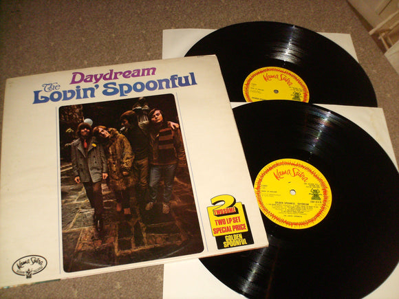 The Lovin Spoonful - Golden Spoonful- Daydream/Hums Of